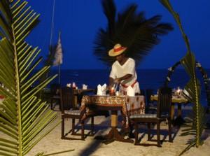 Serena Beach Hotel Dining