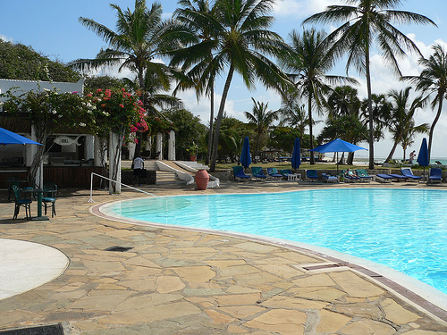 Indian Ocean Beach Club Pool