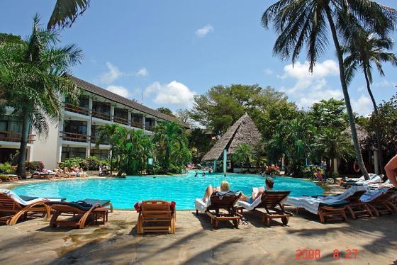 Travellers Beach Hotel Mombasa