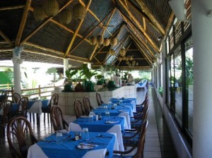 Travellers Beach Hotel Main Restaurant
