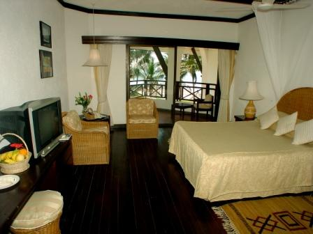 Nyali Beach Hotel Palm Wing Room