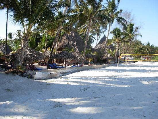 Beach at Pinewood Village Mombasa