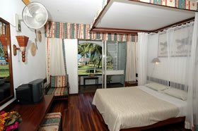 Reef Hotel Room Interior