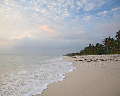 Tiwi Beach Ocean Setting Mombasa