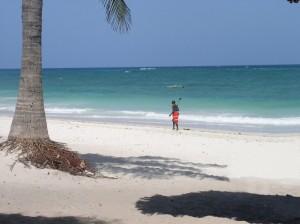 Mombasa - White Sandy Beaches