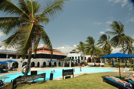 Indian Ocean Beach Club Mombasa South Coast
