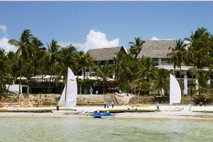 Sea Front View of Voyager Beach Resort