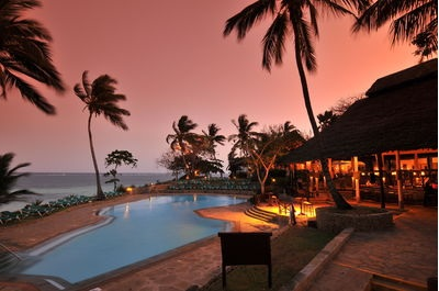 Baobab Beach Resort Mombasa