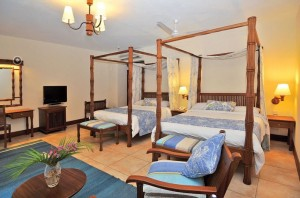 Baobab Beach Rooms