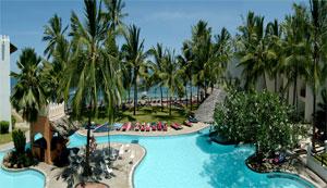 Bamburi Beach Hotel Pool View