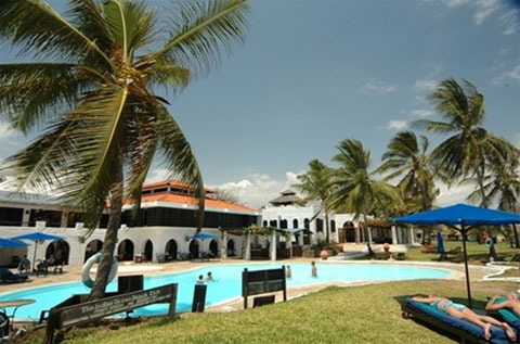 mombasa hotel new year deal