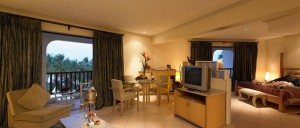 Diani Reef Resort Hotel Rooms